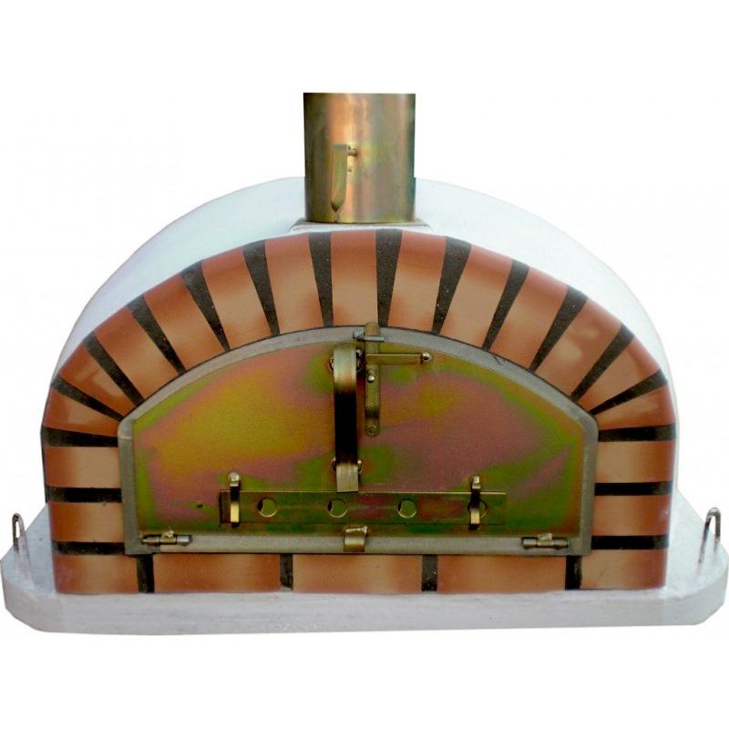 Four à Pizzas Au Feu De Bois Traditionnel Et Artisanal