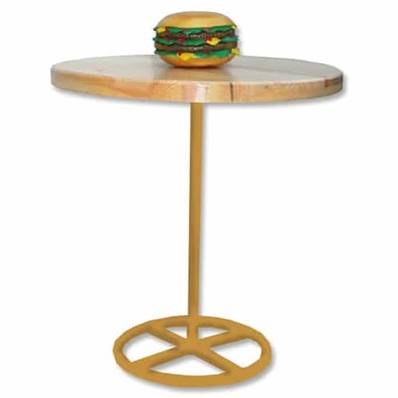Table hamburger DEBREF®