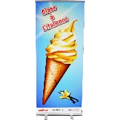 Roll Up Glaces Italiennes