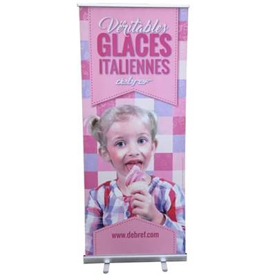 Roll Up Glace Italienne Fillette